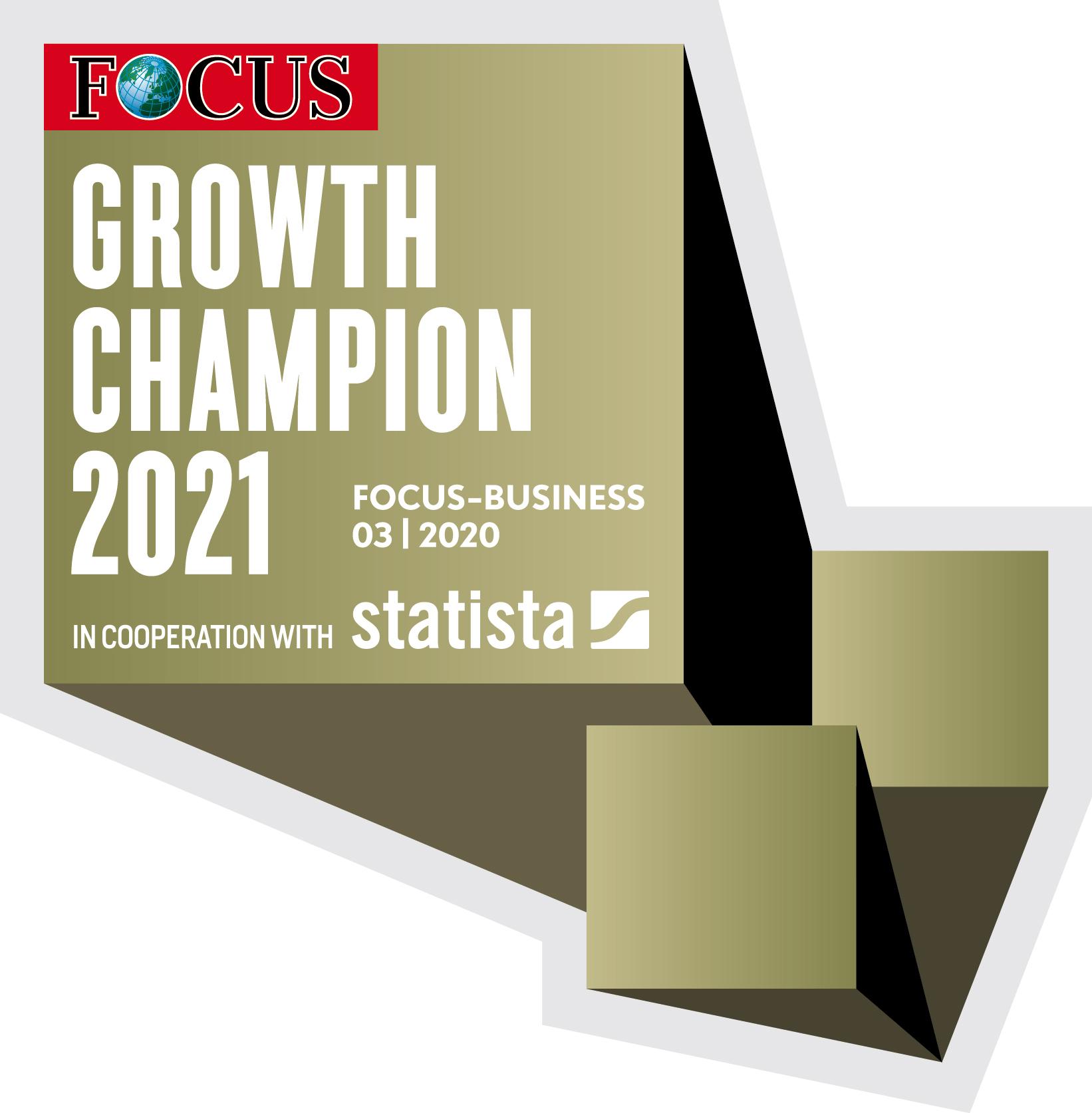Growth Champion 2020