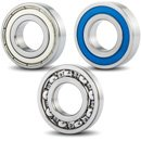 Deep Groove Ball Bearings Inch SSR (Stainless Steel)