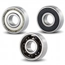 Miniature Deep Groove Ball Bearings C6 (Hybrid)