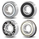 High Precision Miniature Ball Bearings