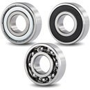 High Precision Deep Groove Ball Bearings 62
