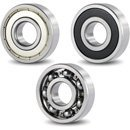 High Precision Deep Groove Ball Bearings 63