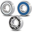 Deep Groove Ball Bearings SS62 (Stainless Steel)