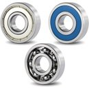 Deep Groove Ball Bearings SS63 (Stainless Steel)