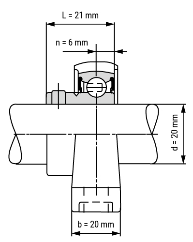 Edelstahl-Stehlager-Silberserie-SS-KP-Ansicht2