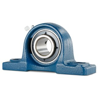 Pillow Block Housing Unit UCP203 - Shaft: 17 mm