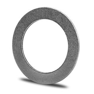 Shim Rings DIN988 4x8x0.5 mm steel (10 pieces in a set)