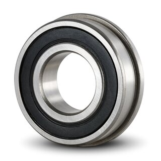 30x55x13 mm 5x 6006 2RS Rubber Sealed Deep Groove Ball Bearings