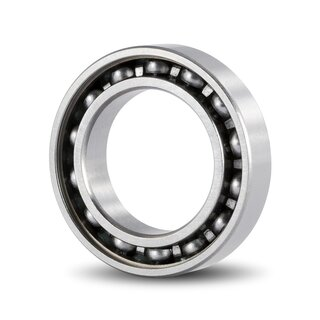 Stainless Steel Deep Groove Ball Bearing SS 6800 open C3 / SS 61800 open C3 dry 10x19x5 mm
