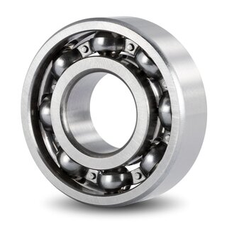 Deep Groove Ball Bearing Inch RMS12 open oiled 38.1 x 95.25 x 23.81 mm