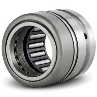 Needle Roller / Axial Ball Bearings NX7 Z TN 7x14x18 mm