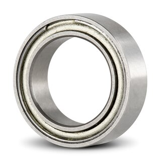 Miniature Deep Groove Ball Bearing MR63 ZZ / MR 063 ZZ 3x6x2.5 mm