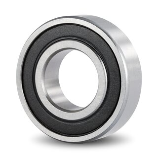 Deep Groove Ball Bearing 6001 2RS 12x28x8 mm