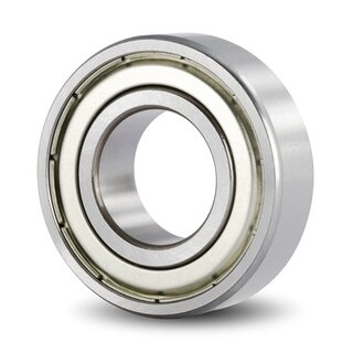 Stainless Steel Deep Groove Ball Bearing SS 6002 ZZ 15x32x9 mm