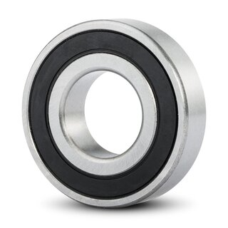 Deep Groove Ball Bearing Inch R8 2RS 12.7 x 28.575 x 7.94 mm