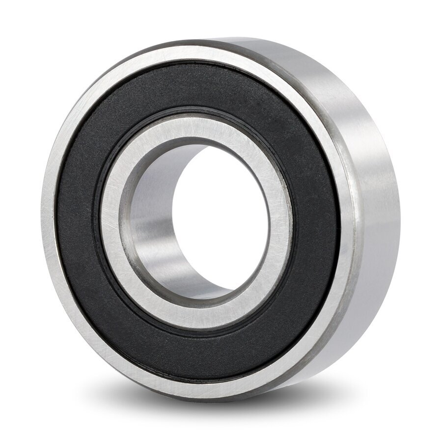 40x80x18 mm 6208 2RS Rubber Sealed Deep Groove Ball Bearing
