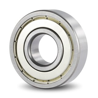 Miniature Deep Groove Ball Bearing 682 ZZ 2x5x2.3 mm