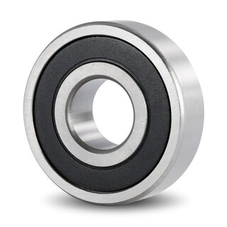 10 PCS Miniature Ball Bearings Black Rubber Sealed Bearing 6800-2RS 10x19x5