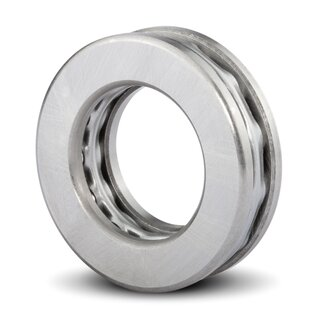 Stainless Steel Axial Deep Groove Ball Bearing SS 51101 12x26x9 mm