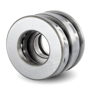 Double Direction Axial Deep Groove Ball Bearing 52322 95x190x110 mm
