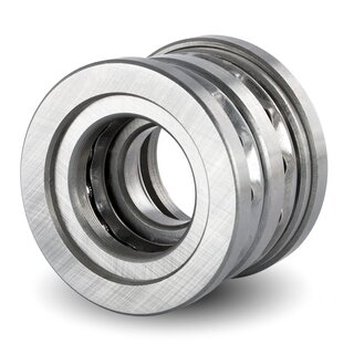 Double Direction Axial Deep Groove Ball Bearing 54210-U 40x82x47 mm