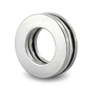 Stainless Steel Miniature Axial Deep Groove Ball Bearing SSF3-8M 3x8x3.5 mm