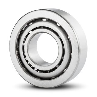 Angular Ball Bearing 7306 B open 30x72x19 mm