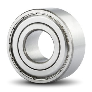 Angular Ball Bearing 5205 ZZ TN / 3205 ZZ TN 25x52x20.6 mm