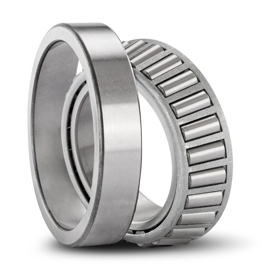 Single Row 35x72x18.25 mm SKF 30207 Tapered Roller Bearings